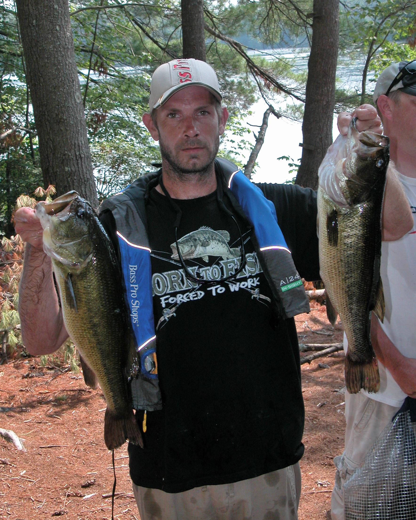 Brad Dekraai 4.60 lb LM Lake Pawtuckaway July 12, 2015